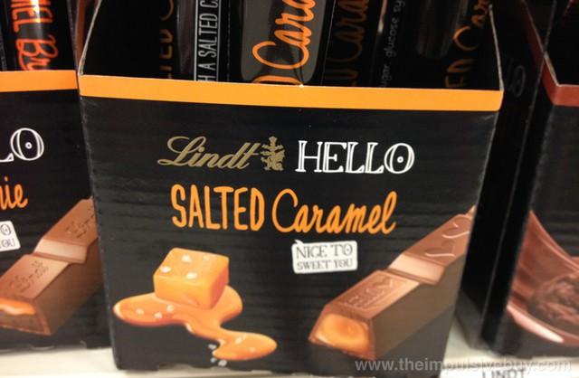 Lindt Hello Salted Caramel