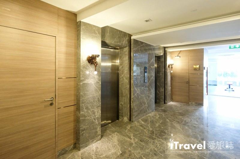 《曼谷酒店推介》毕里斯顿苏琪斯公寓:大空间厅厨洗衣机能
