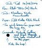 Noodler's 54th Massachusetts - Field Notes