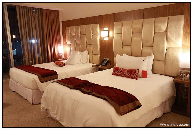 [澳門]硬石飯店Hard Rock hotel~充滿年輕人喜愛的風格元素 @VIVIYU小世界
