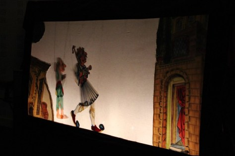 Karagiozis | Greek Shadow Theatre