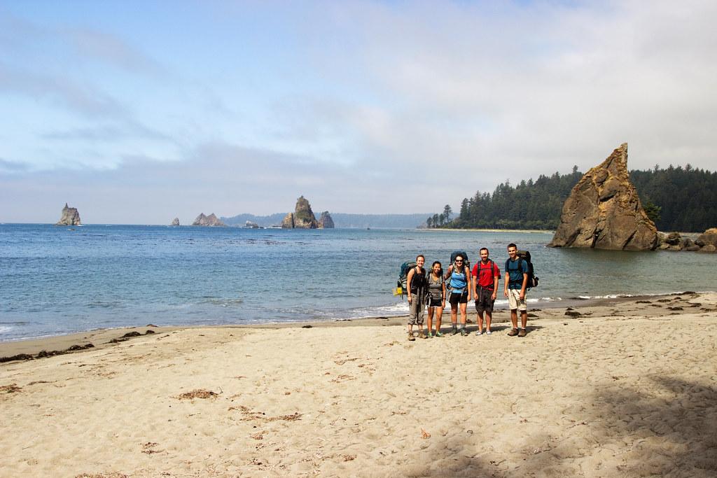 Olympic Coastal Hike