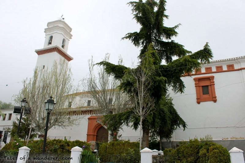 LA TAHA - PITRES - Iglesia de San Roque