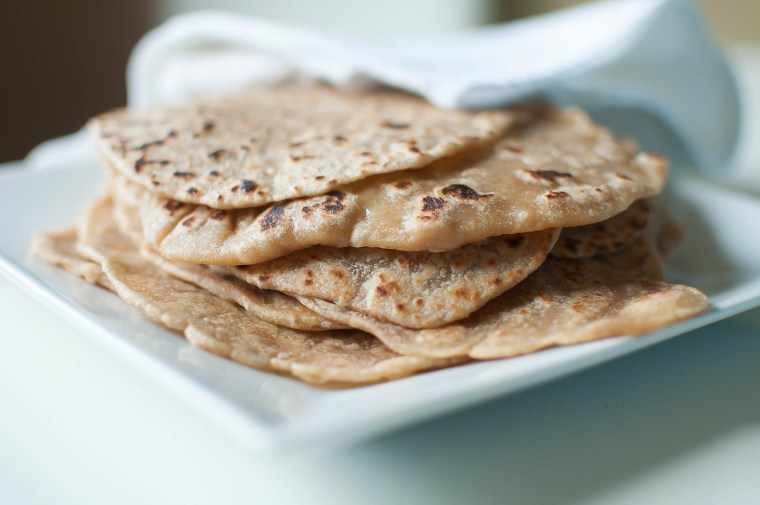 Whole Wheat Tortillas 1