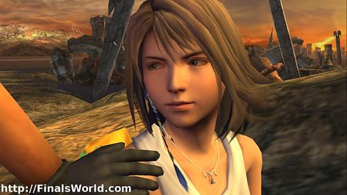 Final Fantasy X widescreen