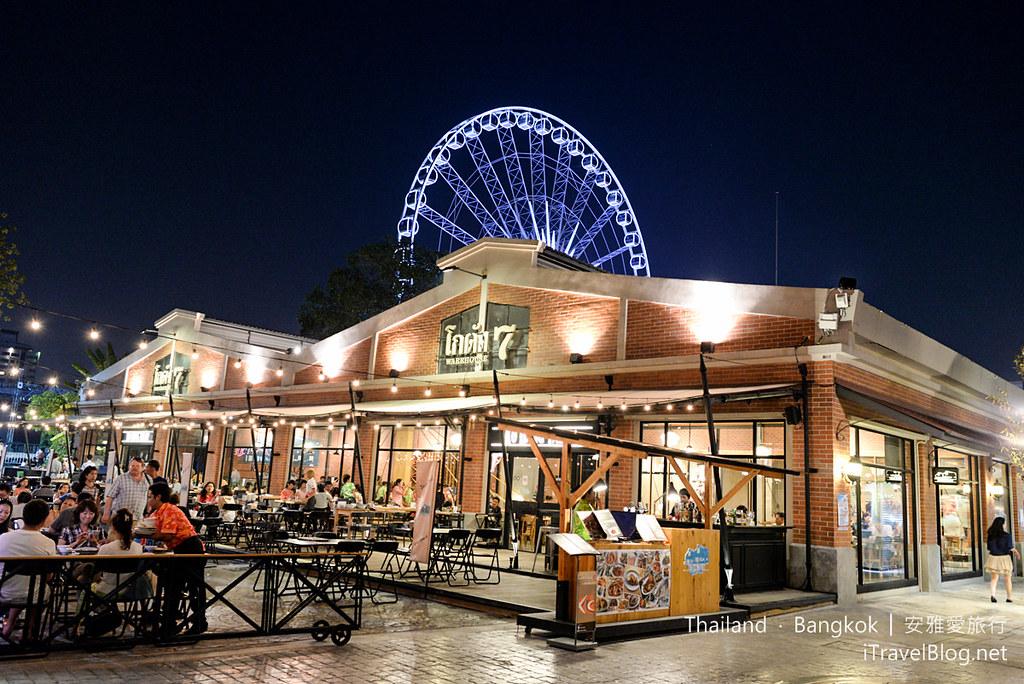 曼谷 河岸碼頭夜市 ASIATIQUE The Riverfront 83