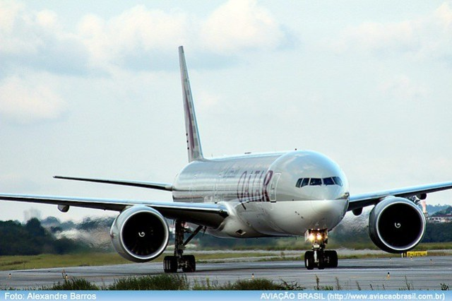 Qatar Airways - A7-BEH