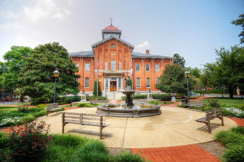 City Hall, Frederick, MD.