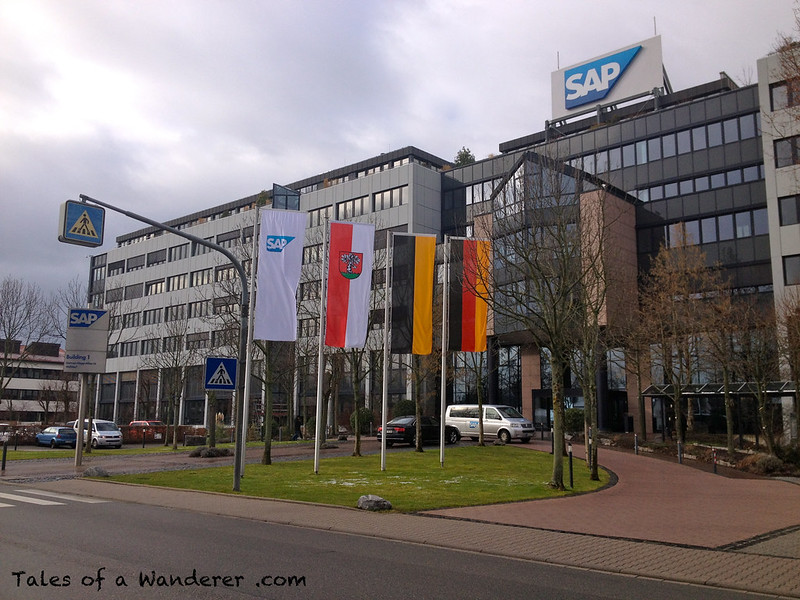WALLDORF - WDF01 – SAP Headquarters