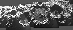 Craters on the edge