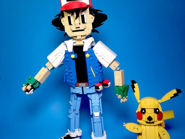 Lego Pokemon Archives The Brothers Brick The Brothers Brick