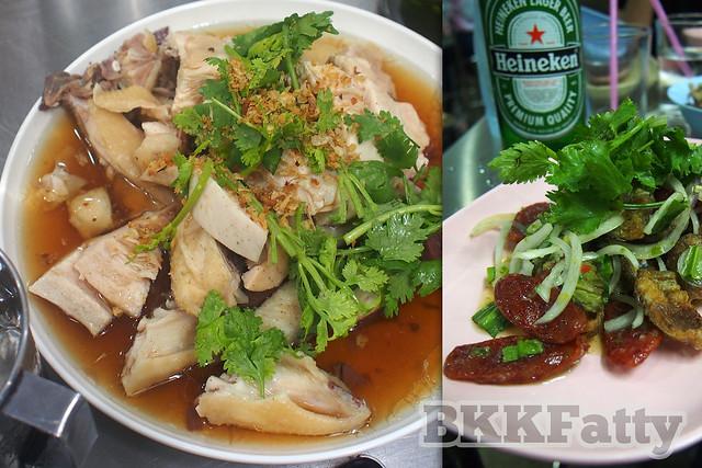 chicken and seafood bangkok