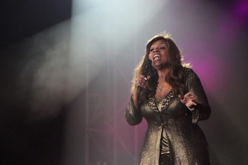 Gloria Gaynor at Exit Festival 2014 by Francesca Fiorini Mattei