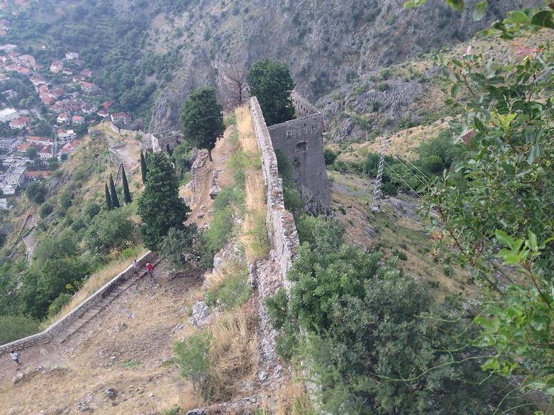 St. John Mountain Fortifications