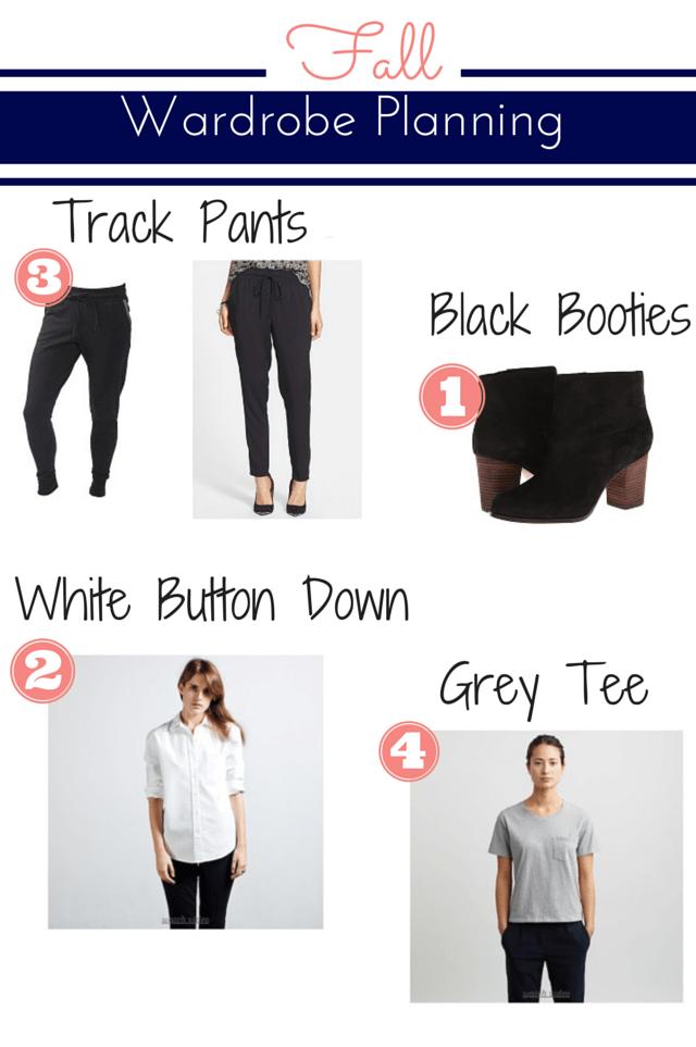Planning My Fall Wardrobe Part 2