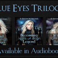 Blue Eyes Trilogy Promo + GIVEAWAY!