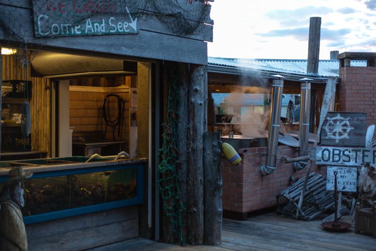 Bar Harbor Maine | Lobster Pound