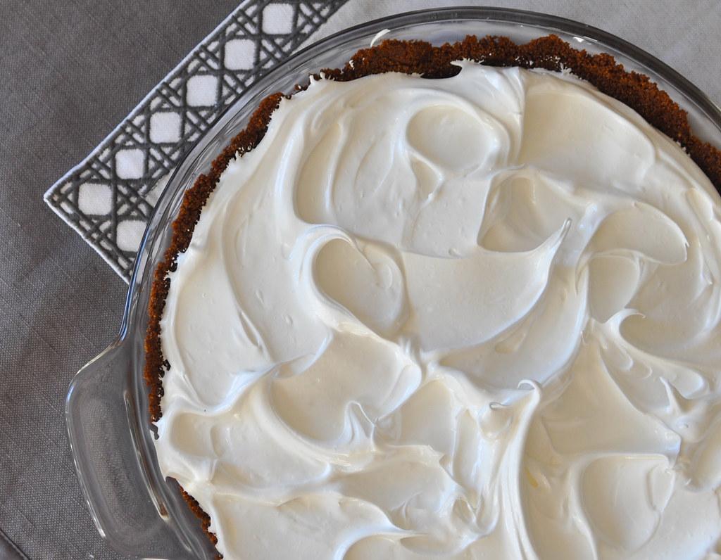 Smores Pie Preview