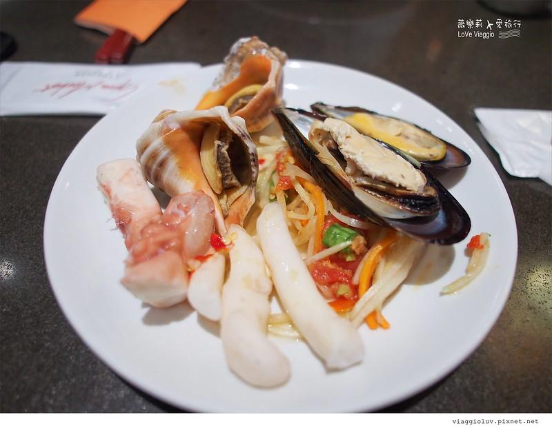 buffet,泰市場,泰式料理 @薇樂莉 Love Viaggio | 旅行.生活.攝影