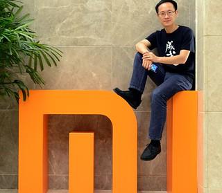 Lin Bin, presidente de Xiaomi, / ZIGOR ALDAMA