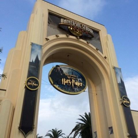 ウィザーディング・ワールド・オブ・ハリー・ポッター、本日オープンです。