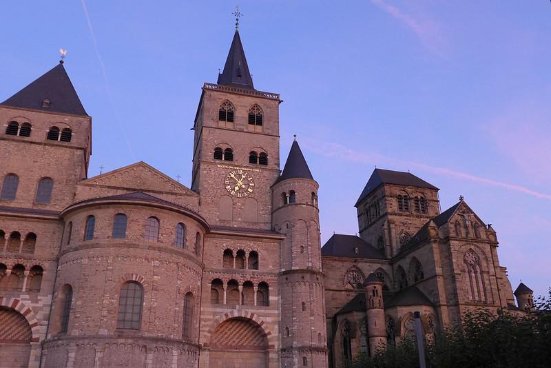 A la découverte de Trier (Allemagne) - 018 - Dom Trier