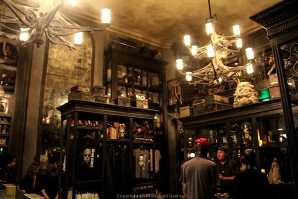 Diagon Alley Stores Tour