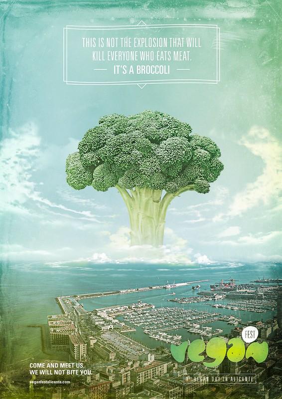 Vegan Fest - Broccoli