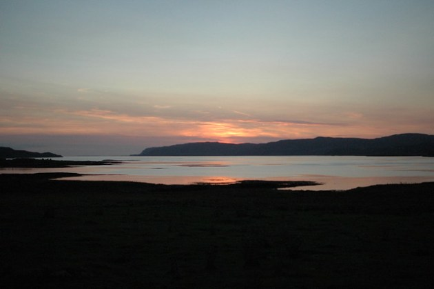 Mull Sunset 02