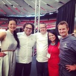 Eat Vancouver 2014 Food Show #instanomss