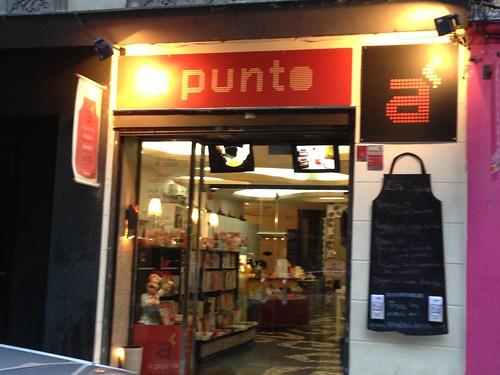 A punto, Chueca. Madrid
