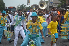 295 Sudan with the TBC Brass Band