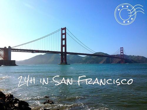 24h in San Fran
