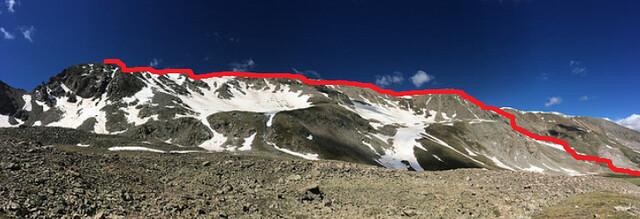 Missouri Mountain Route