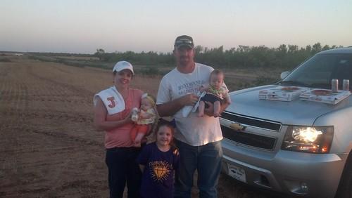 Ben & Amanda Family