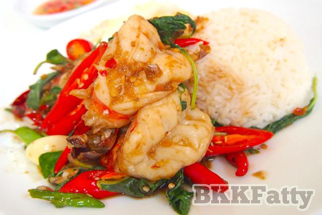 jay fai bangkok pad krapow thai basil