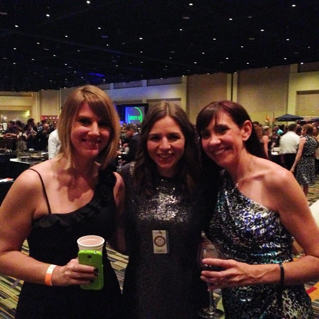 Love these ladies! #orltaste #sofull