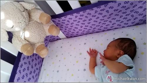 Adalynn Challenges Sleep Sheep