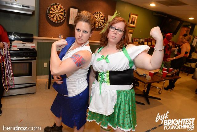 Jun 28, 2014- DCLAW Women\'s Arm Wrestling BYT - Ben Droz -  029