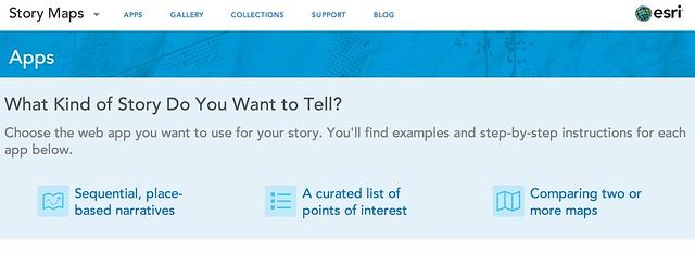 App_List___Story_Maps