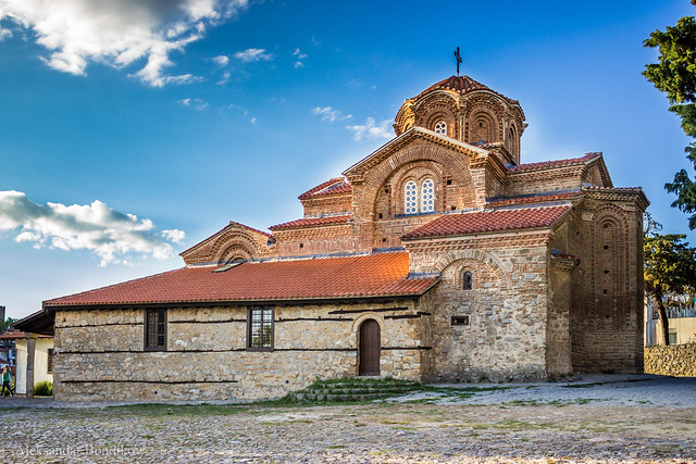 Holy Mary Perybleptos - Ohrid, Republic of Macedonia