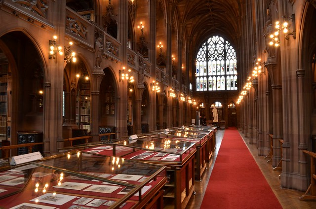 Manchester: John Rylands library