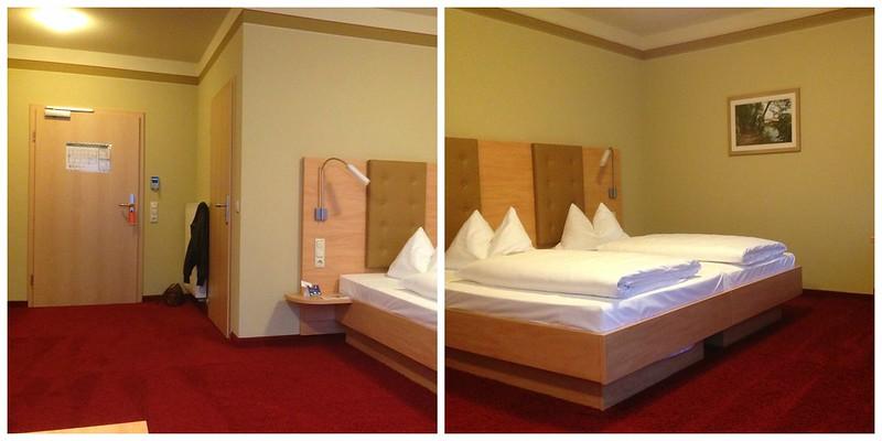 kollaasi hotelli Adlerbräu