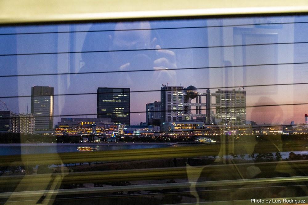 La línea Yurikamome de Tokio-27