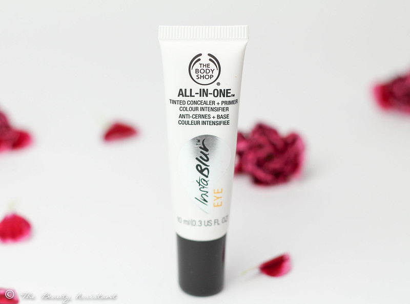 the body shop all-in-one instablur eye