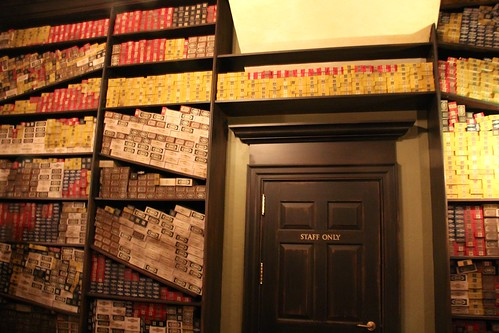 Diagon Alley Ollivander Wand Shop