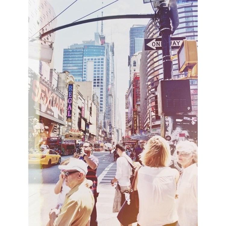 Hello New York!   #newyork #trip #nyc