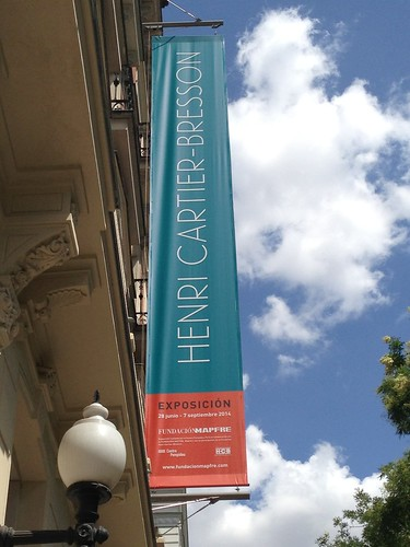 Fundación Mapfre, Recoletos. Madrid