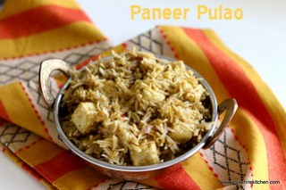 PANEER-PULAO