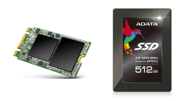 "ADATA Launches SP910 2.5"" and SP900 M.2 SATA 6Gb/s SSD 3"